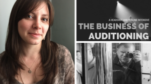 Business of Auditioning